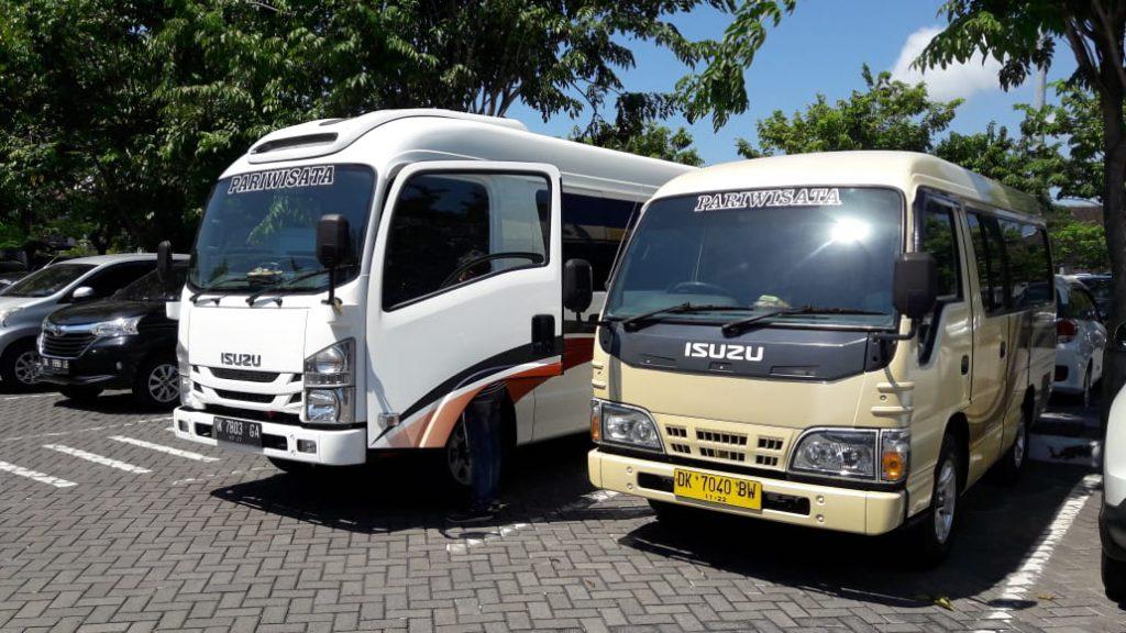 sewa rental Elf Semarang